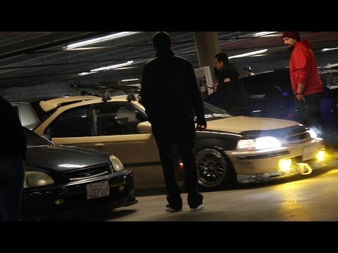 Tokyo Drift in Real Life!