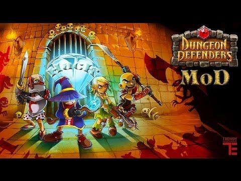 Tools Mod Dungeon Defenders (XboX 360)