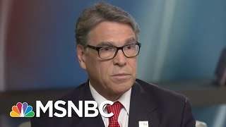Rick Perry Is Up To His Neck In The Ukraine Scandal | All In | MSNBC