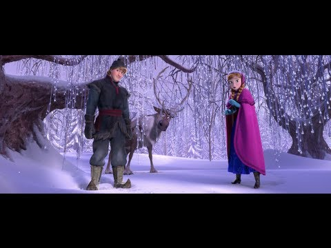 Disney S Frozen Official Trailer