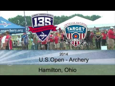 2014 U.S. Open: Jesse Broadwater Meets Tim Gillingham!