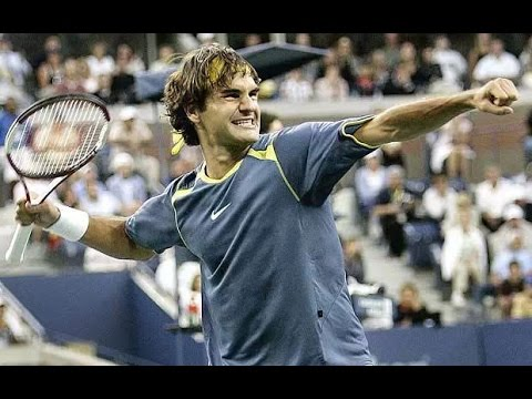 Roger Federer's Top 20 Points of 2005