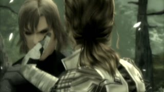 Metal Gear Raiden: Snake Eraser - MGS3 Secret Theater (HD)