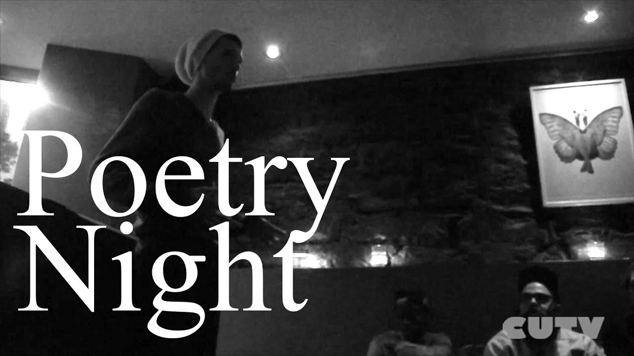 Bohemian Montreal When Young Poets Share the Night