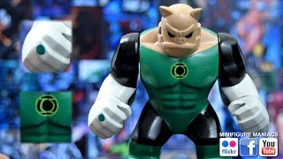 LEGO Custom Kilowog Big Minifigure