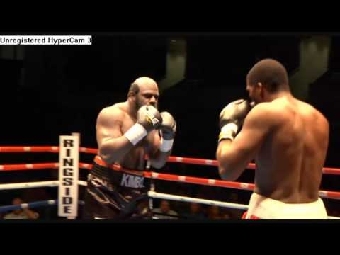 Kimbo Slice KNOCKS OUT Tay Bledsoe HD Image 1
