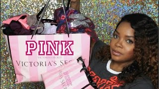 BIG VS PINK HAUL #2| #FASHIONFRIDAY #MRSDIVALIKE