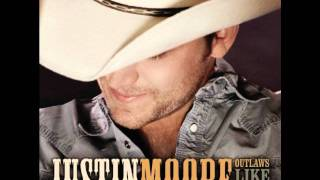 Watch Justin Moore Redneck Side video