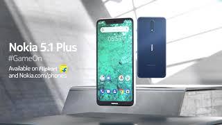 Nokia 5.1 Plus | Game on