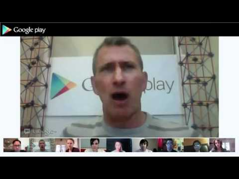 Google Play Presents: Adam Shankman