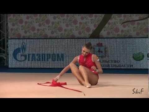 Яна Луконина / Кубок Мира `11