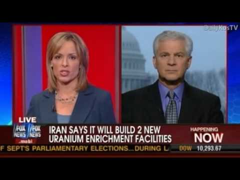 Joe Cirincione:  Despite Bluster, Iran Actually In Weak Position - Daily Kos Tv video