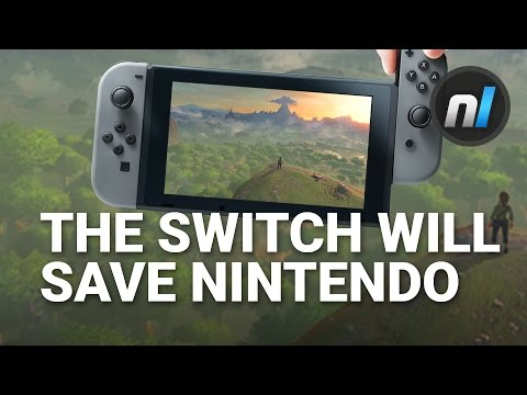 The Switch Will Save Nintendo | Nintendo Switch Reveal Reaction