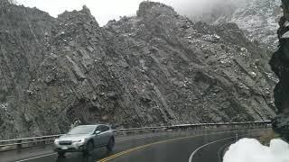 Canyon on Hwy 34 between Estes Park & Loveland Colorado