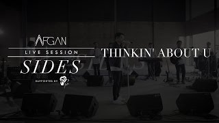Afgan Thinkin 39 About U Live Official Audio
