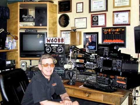 Art Bell Talks About George Noory On His HAM Radio