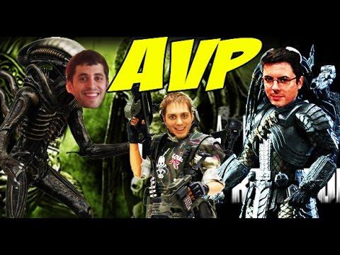 Aliens Vs Predator w/ Sohinki and Jovenshire