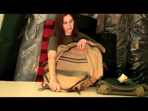 Duluth Pack Lumber Jack Pack - Rugged Classic Canvas Backpack