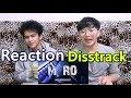 Reaction Ericko Lim -  No Sm:(le Zone M.RO  W/ Derry Fransakti
