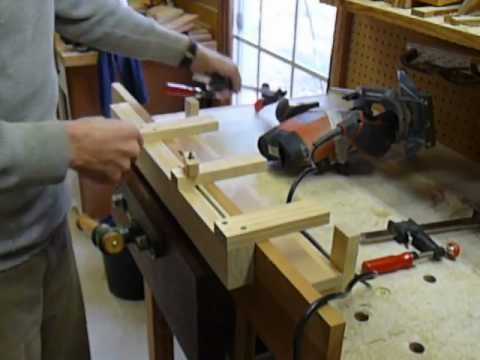 Mortise And Tenon Jig Plans For Router