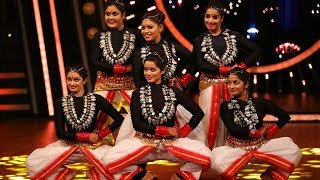 D4 Junior Vs Senior I Chattambees in Onam Celebrations I Mazhavil Manorama