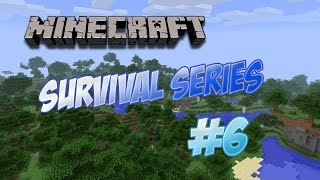 Minecraft Survival Series: Ep.6 Exploring The Map