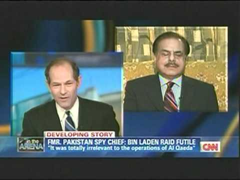Fmr Pakistani Intel Chief Hamid Gul On CNN: Bin Ladin Died Years Ago