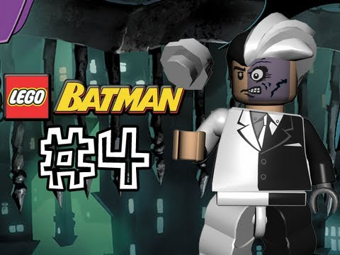 LEGO Batman - Villains - Episode 4 - An Enterprising Theft (HD Gameplay Walkthrough)