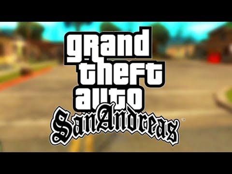 Вся GTA San Andreas за 13 минут!