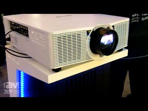 ISE 2015: Christie's Curtis Lingard and Gary Kayye Talk About the Newly Launched H Series Projector