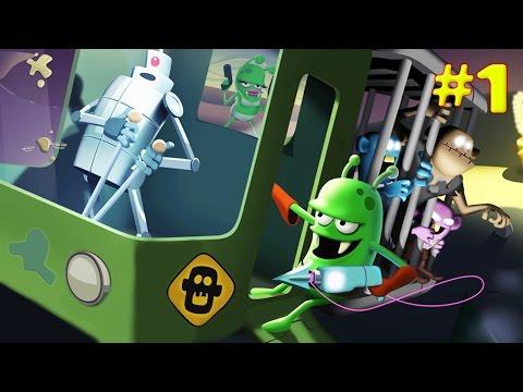 Zombie Catchers - Игровые мультики про зомби для детей Охотники на зомби  в игре на Андройд