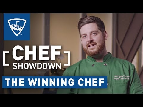 Chef Showdown | Season 4 - Meet The Winning Chef: Randy Bennett | Topgolf