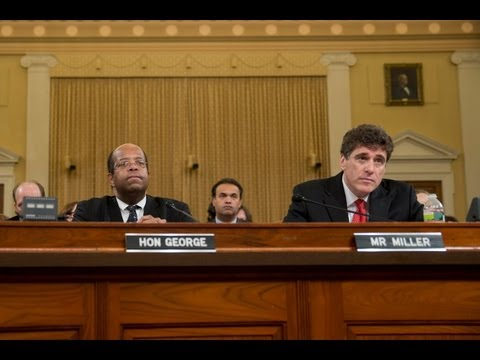 House hearing on IRS scandal