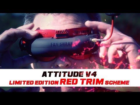 Fatshark Attitude V4 10th Anniversary Edition FPV Headset - HobbyKing Product Video