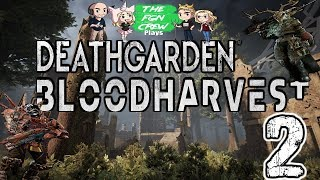 The FGN Crew Plays: Deathgarden Bloodharvest #2 - The Great Escape