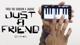"Fred The Godson Feat. Jaquae ""Just A Friend 2K17"" Official Video"