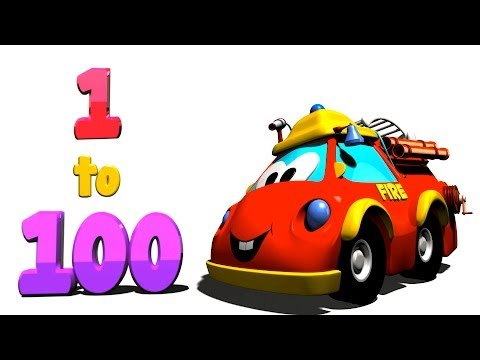 One To Hundred Number Song | 123 Numbers For Children | Videos For Babies by Kids Tv