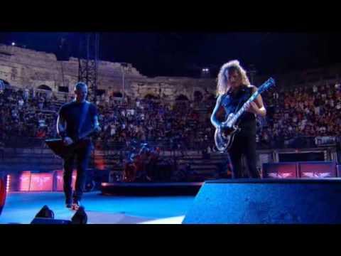 Metallica - Kirk Hammett Solo Live Nime 2009