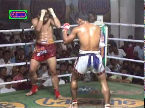 Muay Thai vs Myanmar Lethwei(Win Tun), friendship fight Image 1
