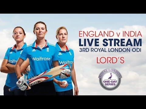 Royal London ODI - England v India (Women)
