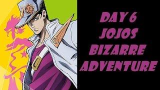 AH Day 6 JoJo's Bizarre Adventure P4 (12 Days of Anime 2016)