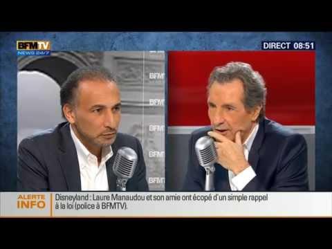Bourdin Direct : Tariq Ramadan (RMC-BFMTV) [12 décembre 2014]
