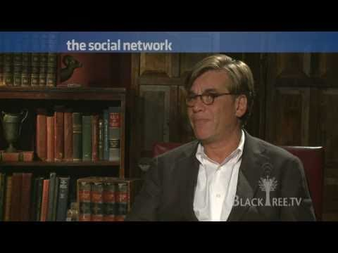 Academy Award Winner Aaron Sorkin Interview The Social Network