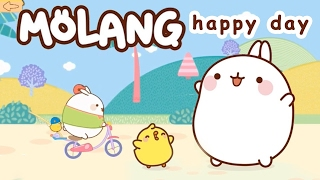 MOLANG: A HAPPY DAY - FUN GAMES FOR TODDLERS, Fun Activity App for Kids