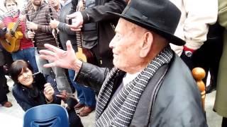 Tio Juan Rita   Encuentro de Cuadrillas Vélez Rubio 2015