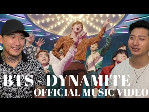OUR FIRST BTS COMEBACK!!!! | BTS - DYNAMITE (OFFICIAL MUSIC VIDEO)