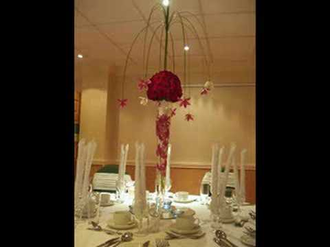 Wedding Centerpieces - Ideas for Flower Arrangements