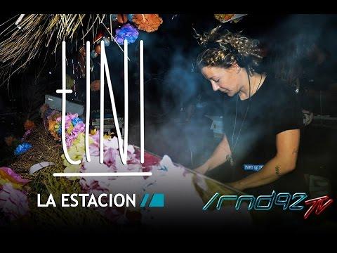 tINI [VideoMix] @ La Estacion, Cordoba, Argentina (14.02.2015)