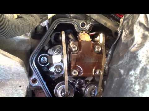7.3 Powerstroke high pressure oil leak.