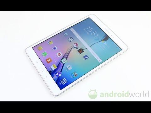 Samsung Galaxy Tab A 9.7, recensione in italiano